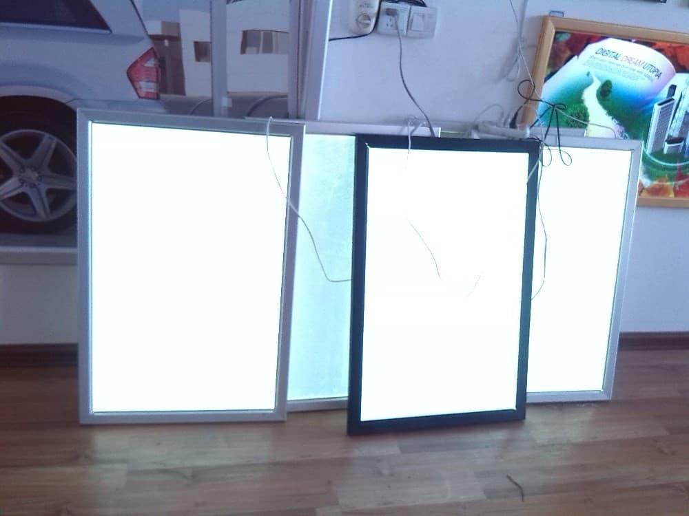 Тонкие световые панели